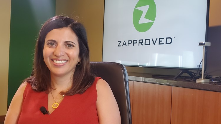 Monica Enand founder CEO Zapproved Portland Oregon