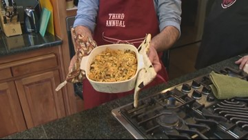 Your holiday recipes: Bob's oyster dressing