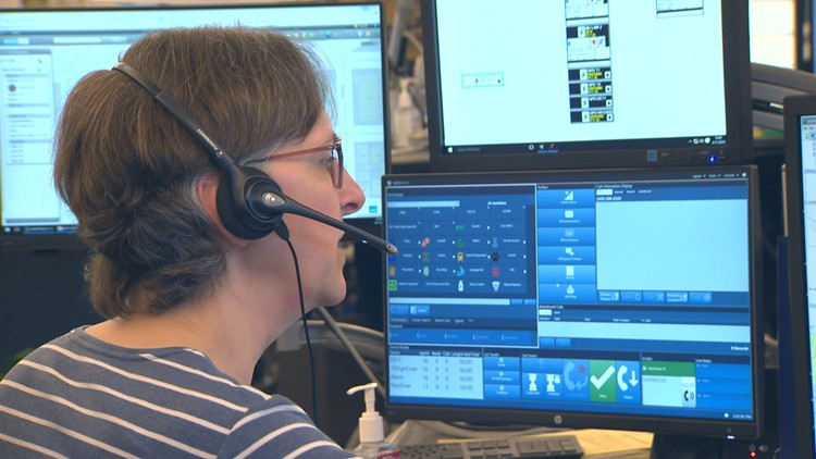 911 operator Anne Hamburg