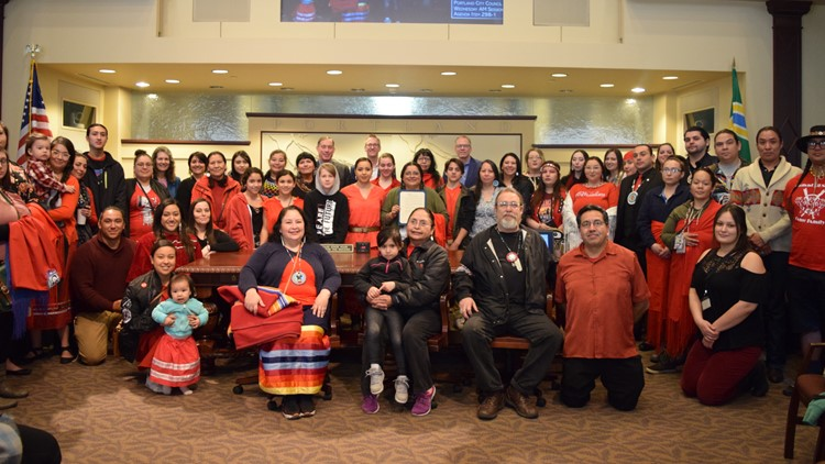Portland's Native community looks for a cultural space to call its own