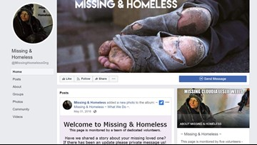 'Why can't I find my mom?': Woman who searches for missing among homeless gets tip from Portland