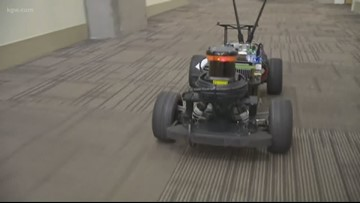 Oregon State University developing tiny self-driving cars