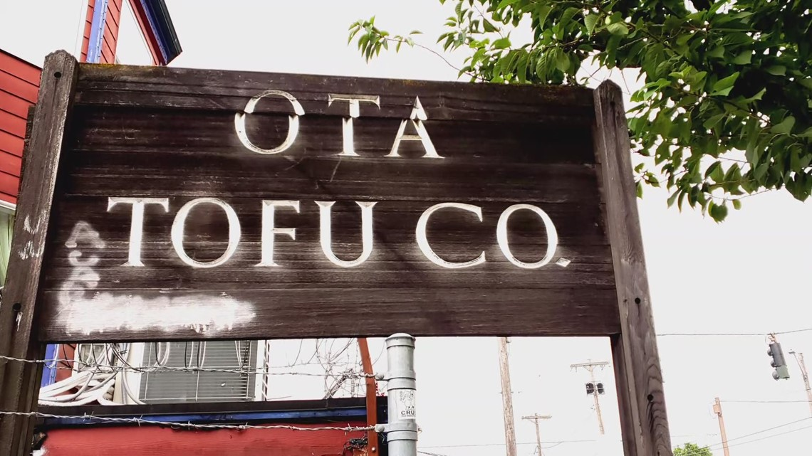 Portland is home to America's oldest tofu manufacturer, now looking to expand production after Top Chef exposure