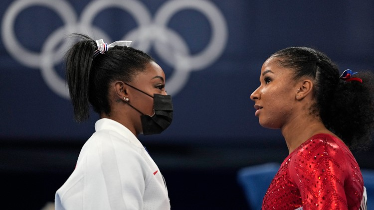 'I'm going to support her no matter what': Vancouver gymnast Jordan Chiles talks about filling in for Simone Biles