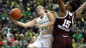 Rematch pits Oregon vs. Mississippi State for spot in Final Four: Game preview, how to watch