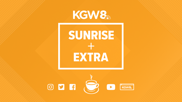Sunrise Extra: Connect with the KGW newsroom