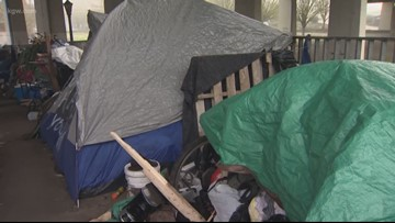Salem considers ordinance to limit homeless sidewalk camping