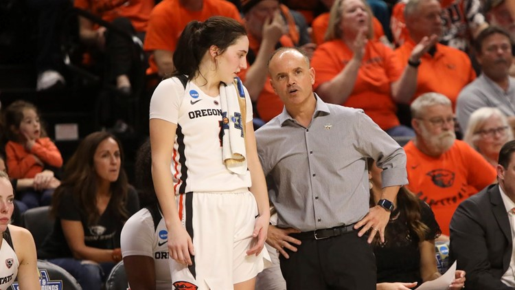 How to watch: Oregon State women face Gonzaga with Sweet 16 berth on the line