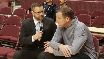 Travis Demers hired as new radio voice of the Portland Trail Blazers