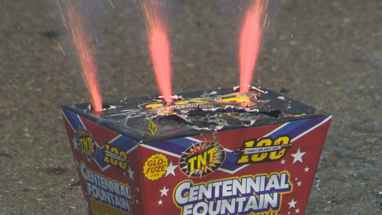 Here are the counties and towns that have banned fireworks in the Portland area