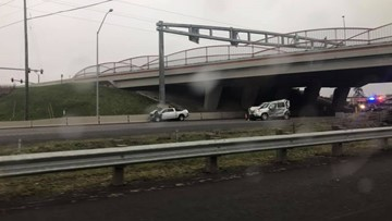 10 injured in crash that closed I-5 southbound near Woodburn