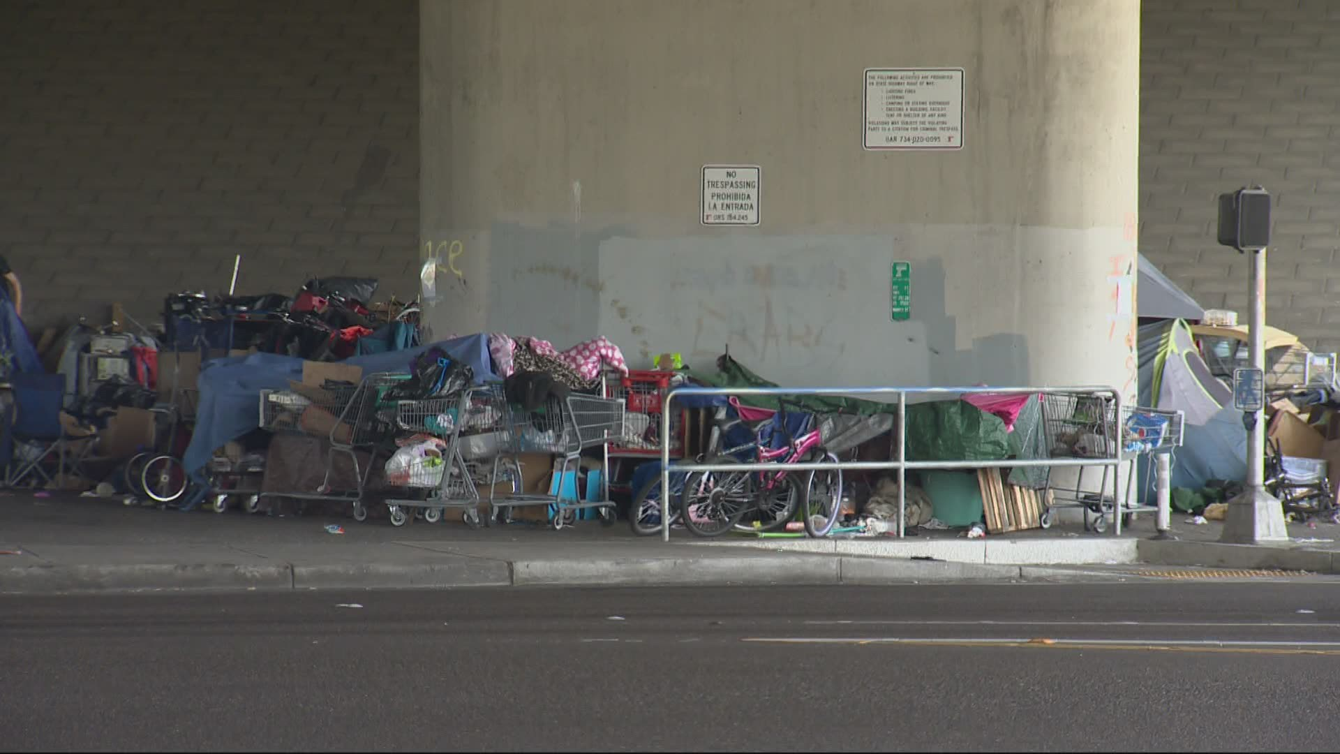 Salem wants to pay businesses to open as homeless shelters | kgw.com