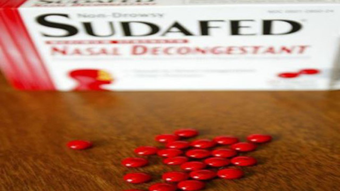 Bill aimed at allowing easier consumer access to pseudoephedrine