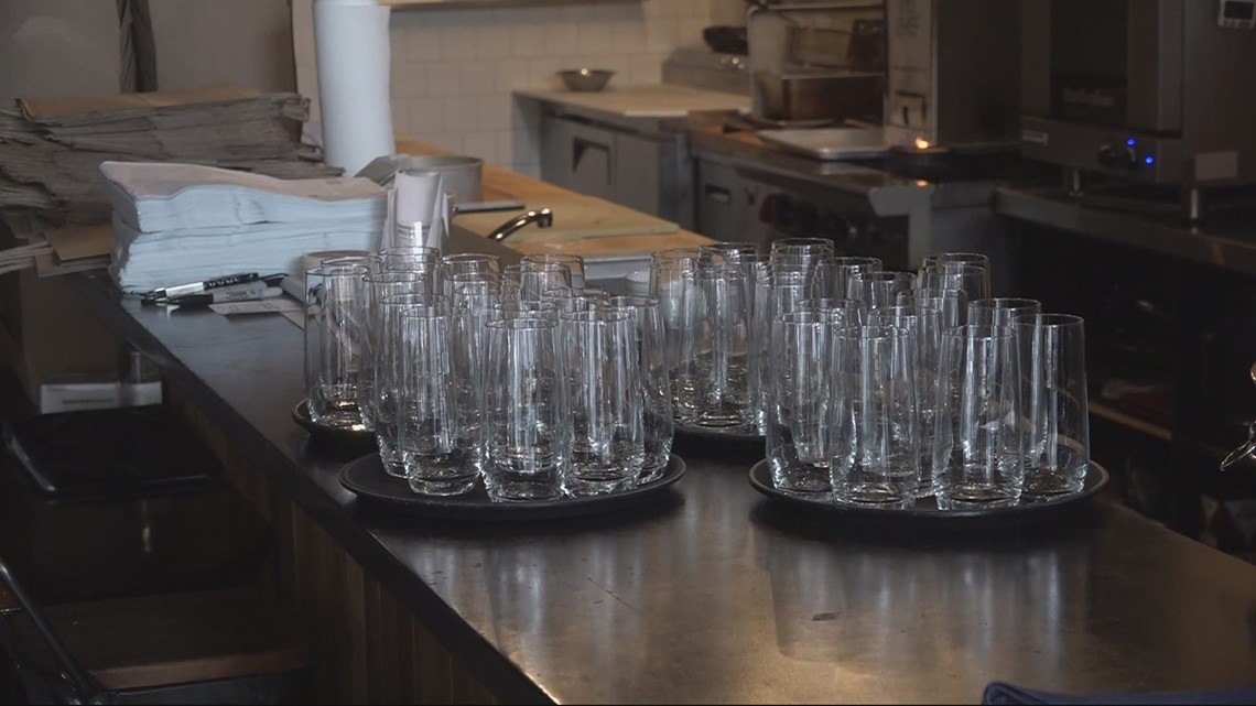 Restaurants try to recover from pandemic