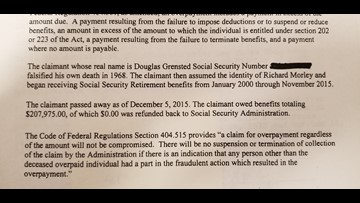 Oregon sisters no longer have to pay Social Security debt