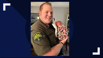 'An extraordinary person who did extraordinary things': Deputy Justin DeRosier honored at memorial