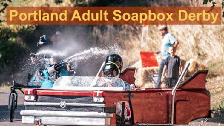 Portland Adult Soapbox Derby