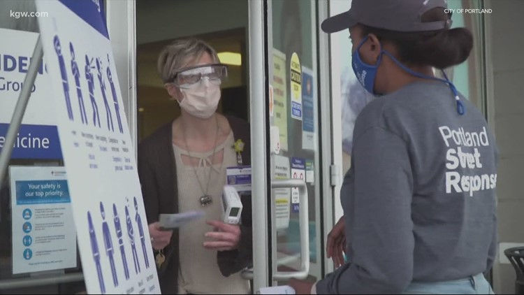 A month into pilot program, Portland Street Response Team brings hope to the streets