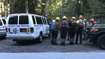 Search-and-rescue teams worry Clackamas Sheriff's plan puts them out of business