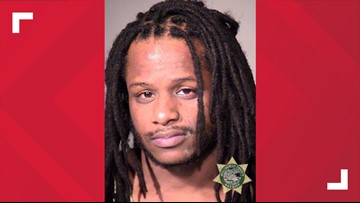 Man arrested for pointing a gun at a food cart operator