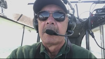 Those Who Serve: Sheriff Joe Wampler finds lost hikers and climbers