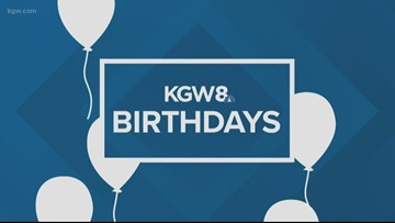 KGW viewer birthdays May 18