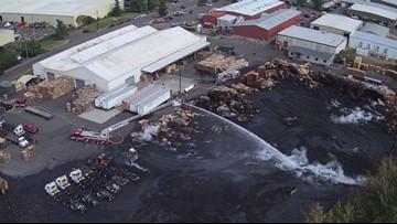Reward offered to solve massive pallet arson last summer in Salem