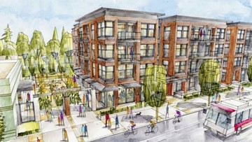 Portland approves funding for 61-unit affordable housing project