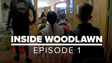 Watch now: Inside Woodlawn -- One year inside a Portland elementary school