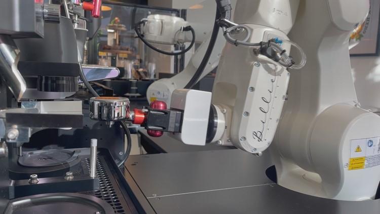 Robot café, Netflix-famous desserts join effort to revitalize downtown Portland