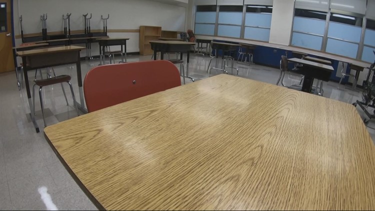 Portland Public Schools planning for full-time in-person learning in the fall