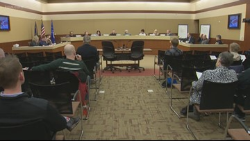 Keizer City Council votes to ban camping on sidewalks