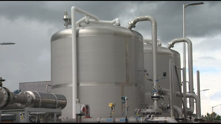 Salem plant turns poop into power and heat