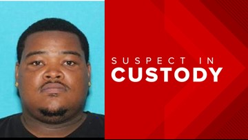 Suspect arrested in Old Town shooting