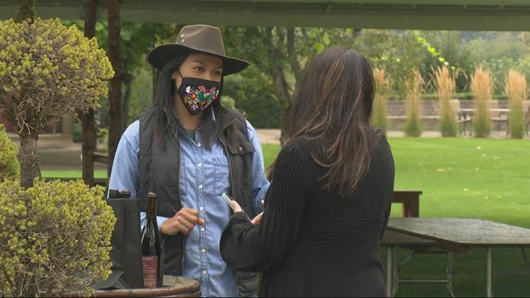 Oregon's Hispanic winemakers celebrate heritage, diversity in winemaking