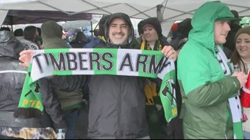 Timbers fans look forward to MLS Cup