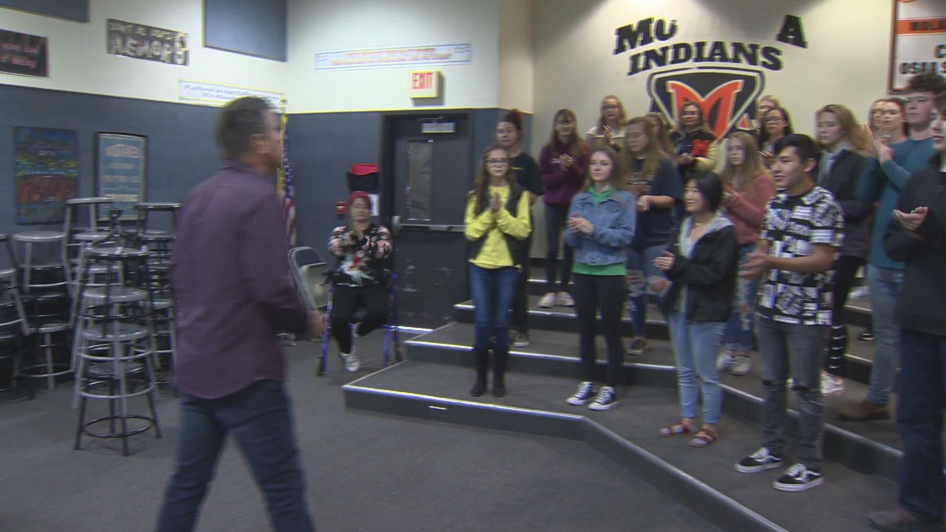 Molalla High School Singing Christmas Tree 2020 Molalla Singing Christmas Tree likely ending with retirement of