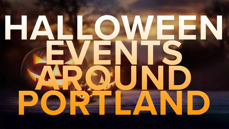 Halloween events around Portland