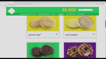 Girl Scouts take cookie sales into the digital age