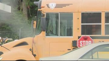 Longview, Wash. student calls 911 to report drunk school bus driver