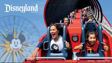 KGW wants to send you to the Disneyland® Resort