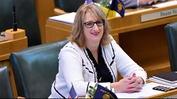Denyc Boles selected to replace Jackie Winters in state Senate