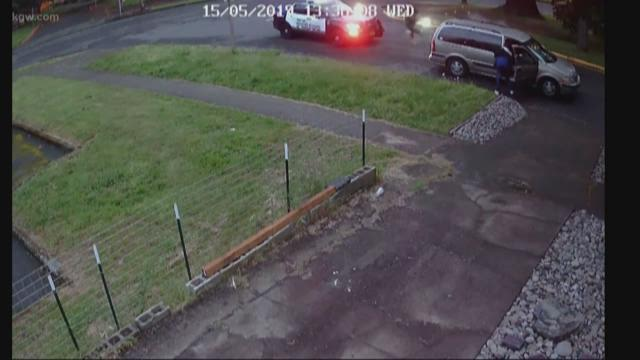 Suspect named in Salem officer involved shooting