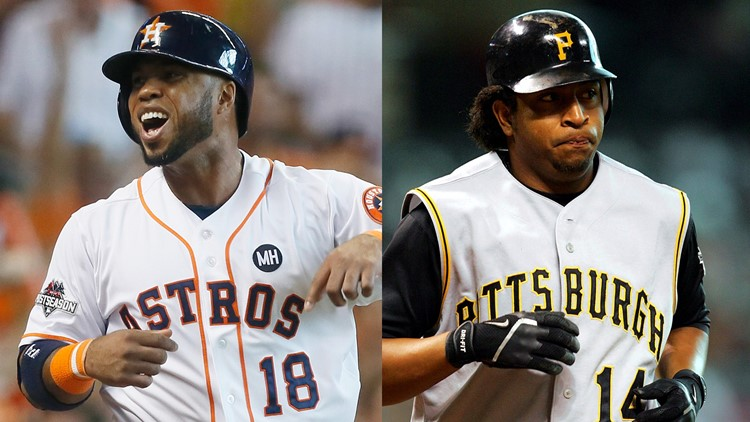 Former Houston Astros Luis Valbuena, Jose Castillo die in car crash