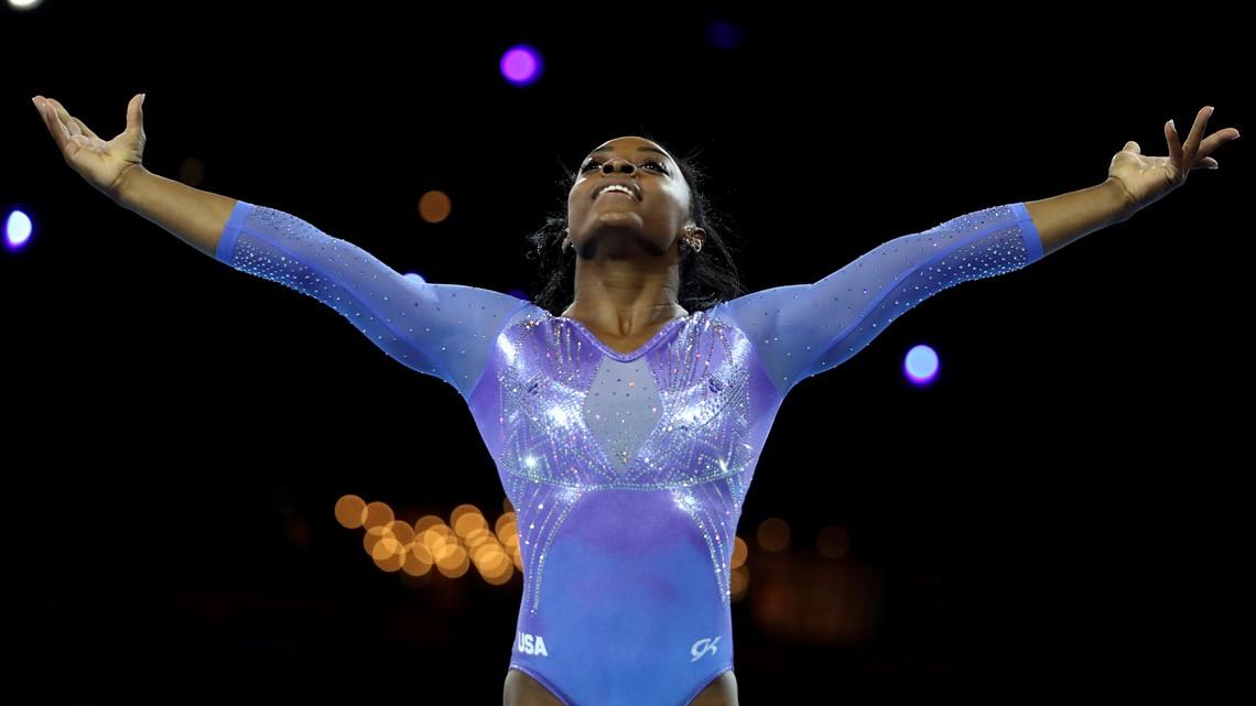 Simone Biles slams beauty standards she never asked for in powerful message