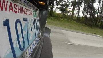 $30 car tabs in Washington: Too good to be true?
