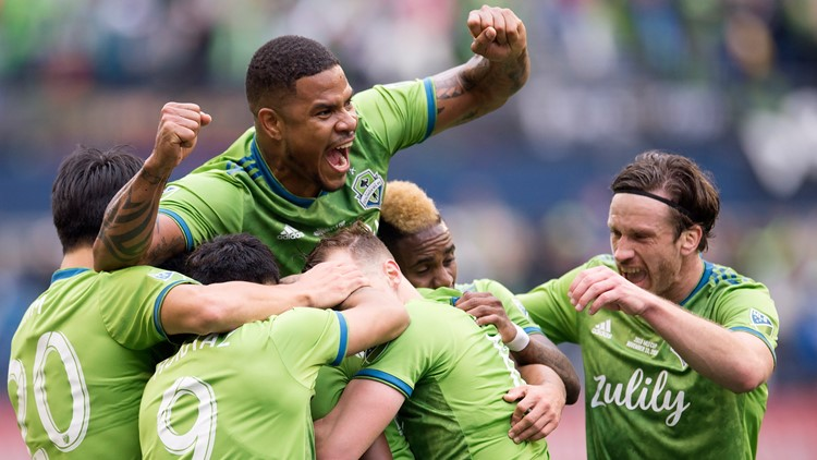 Seattle Sounders win MLS championship with 3-1 win over Toronto