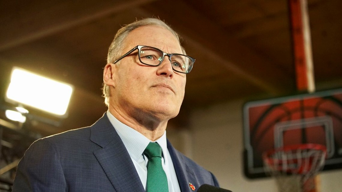 Washington Gov. Inslee signs sanctuary state law