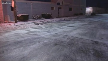 Cold weather shelters extend hours across Puget Sound