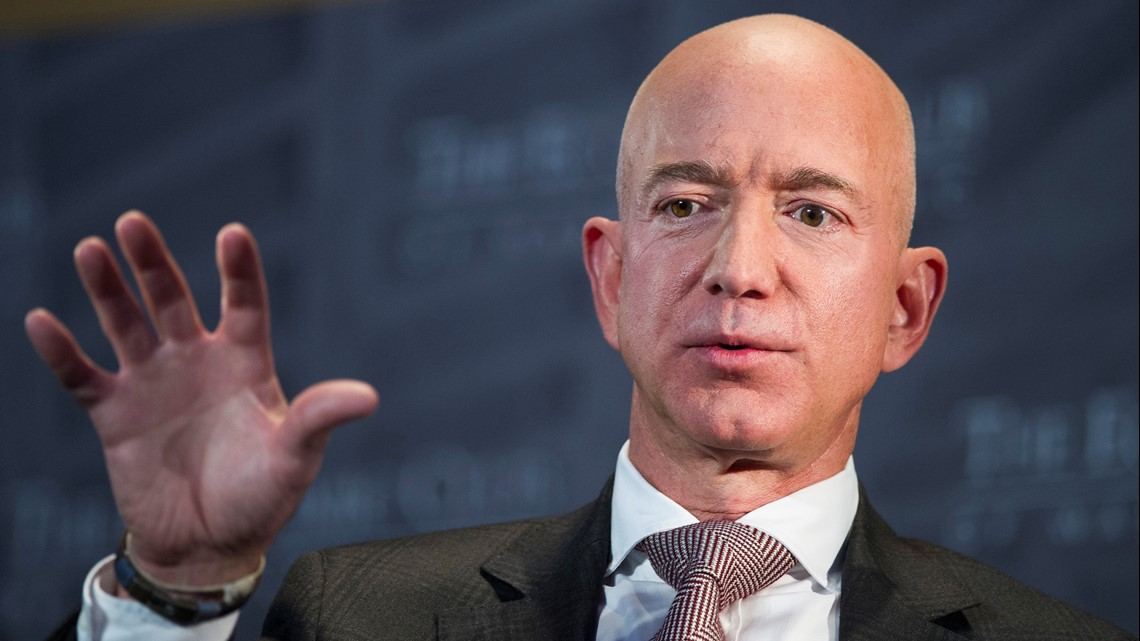 Report: Bezos wants to buy Seahawks, here's some advice